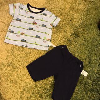 UNIQLO - UNIQLO トーマス パジャマ 90cm 美品
