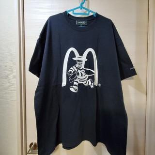 ミルクボーイ(MILKBOY)の【MILKBOY】スカルハンバーグラー ブラック①(Tシャツ/カットソー(半袖/袖なし))