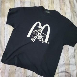 ミルクボーイ(MILKBOY)の②【MILKBOY】スカルハンバーグラー ブラック(Tシャツ/カットソー(半袖/袖なし))