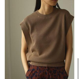 TODAYFUL - Sleeveless Linen Knit