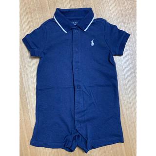 POLO RALPH LAUREN - ベビー服👕ラルフローレン 紺ポロ👕9M 75cm
