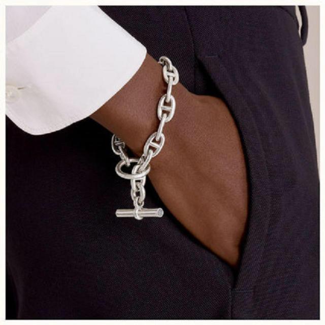 Ron Herman(ロンハーマン)のアンカーチェーン ブレスレット メンズのアクセサリー(ブレスレット)の商品写真