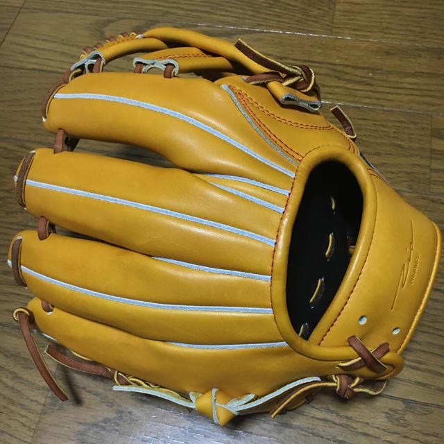 ONYONE(オンヨネ)のアイピーセレクト 硬式内野用グラブ  大引モデル りょーた様専用 スポーツ/アウトドアの野球(グローブ)の商品写真