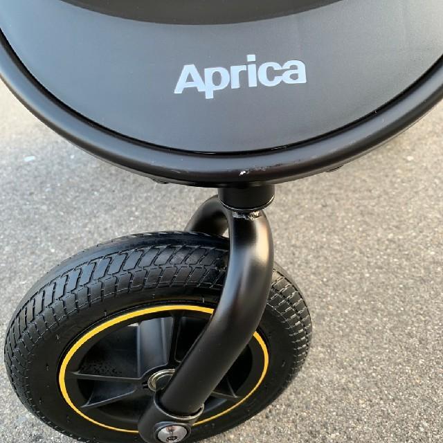 Aprica(アップリカ)のアップリカ スムーヴ スマートブレーキ  キッズ/ベビー/マタニティの外出/移動用品(ベビーカー/バギー)の商品写真