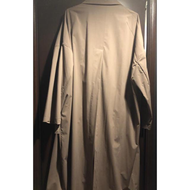 Dulcamara(ドゥルカマラ)の2019ss my beautiful landletレーヨンワイドロングコート メンズのジャケット/アウター(トレンチコート)の商品写真
