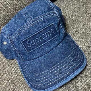 Supreme - supreme デニムキャップ