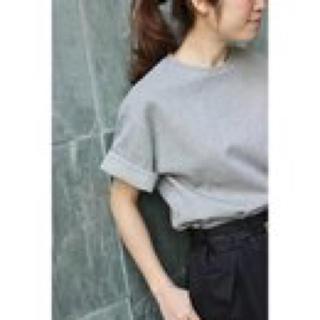 IENA - イエナ  ドライミラノリブ カットソー  Tシャツ