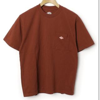 DANTON - ダントン ボルドー Tシャツ
