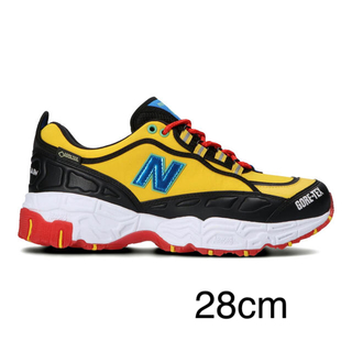 New Balance - NEW BALANCE × the Apartment  ML801GTX 28