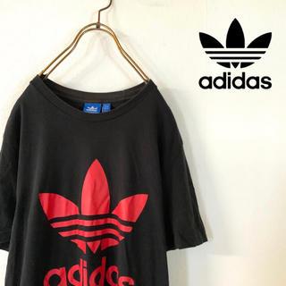 adidas - adidas originals ビッグトレフォイル tシャツ