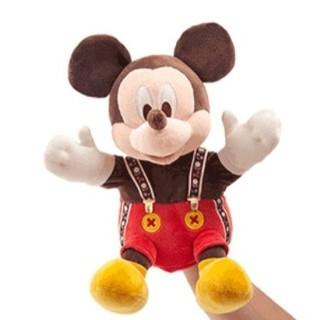 Disney - 東京ディズニーランド 37周年 ミッキー ハンドパペット