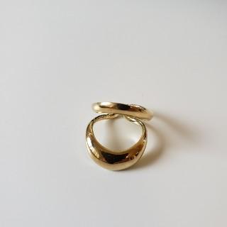 エストネーション(ESTNATION)のblanc iris Casablancaリング(リング(指輪))