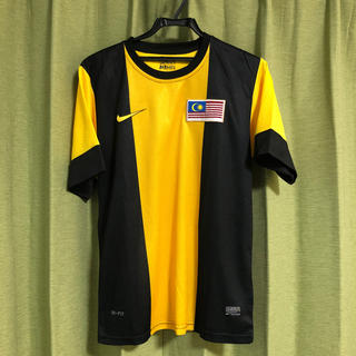 NIKE - 最終セール!マレーシア代表 ユニフォーム  サッカー オーセンティック