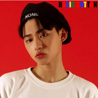 ★BASIC COTTON★ベレー帽(ハンチング/ベレー帽)