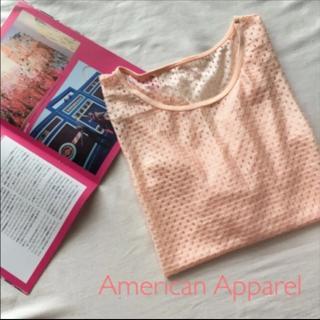 アメリカンアパレル(American Apparel)のAmerican Apparel Mesh tops ❤︎ ❤︎ ❤︎(Tシャツ(半袖/袖なし))