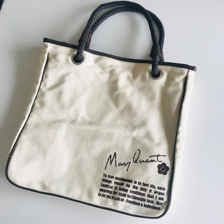 MARY QUANT - マリークヮント トートバッグ 新品未使用 MARYQUANT 非売品