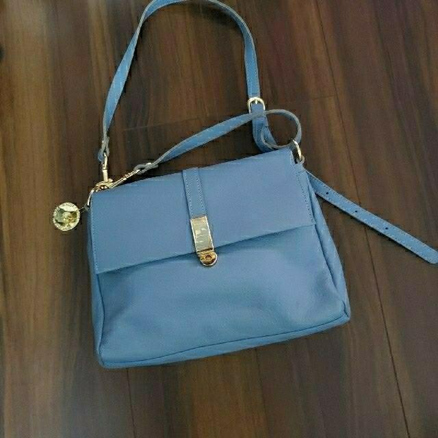 Noble(ノーブル)のBARDOT ROSE  本革バック レディースのバッグ(ショルダーバッグ)の商品写真