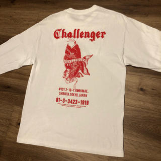 NEIGHBORHOOD - CHALLENGER  GOLD FISH TEE チャレンジャー ロンT