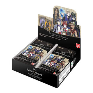 Disney - ツイステッドワンダーランド メタルカードコレクション