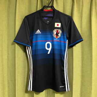 adidas - 新品 サッカー 日本代表 ユニフォーム  岡崎