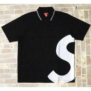 シュプリーム(Supreme)のSupreme S Logo Polo シュプリーム エス ロゴ ポロシャツ(ポロシャツ)
