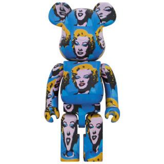 MEDICOM TOY - Andy Warhol's マリリンモンロー BE@RBRICK 1000%