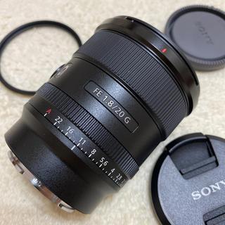SONY - 数回使用 Sony FE 20mm F1.8 G SEL20F18G