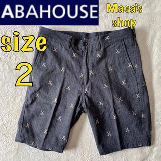 アバハウス(ABAHOUSE)のABAHOUSE ショートパンツ(ショートパンツ)