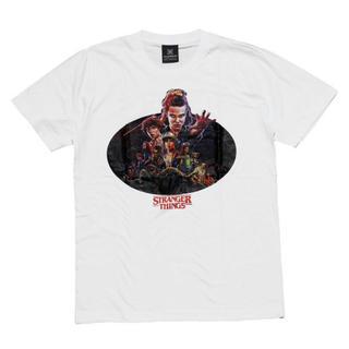ストレンジャーシングス tシャツ(Tシャツ/カットソー(半袖/袖なし))