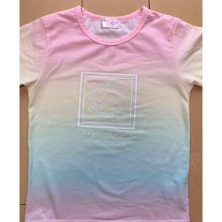 Rady - ちびrady   レインボー Tシャツ M  rady