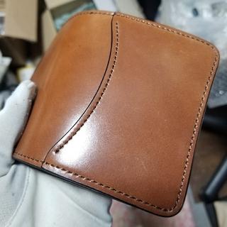 シェルコードバン ワイルドスワンズ ガンゾ ganzo 土屋鞄 財布 ポーター