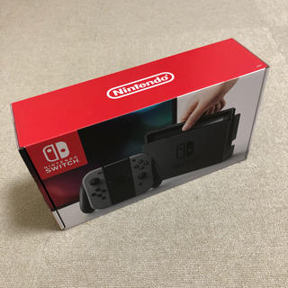 Nintendo Switch - ニンテンドー スイッチ  本体 グレー Nintendo Switch
