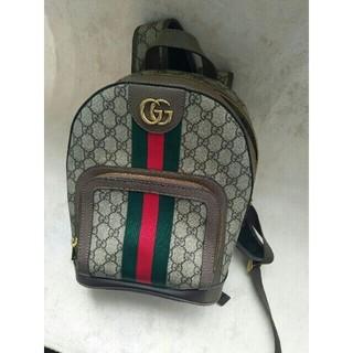 グッチ(Gucci)のGUCCI GGスモール バックパック リュック(リュック/バックパック)