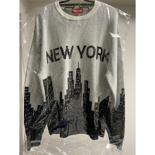 Supreme - Supreme New York Sweater