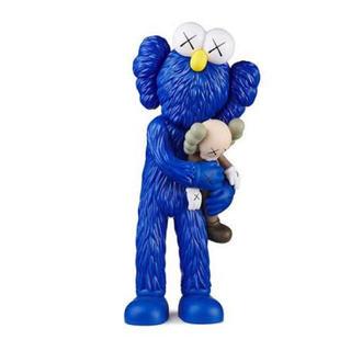 MEDICOM TOY - kaws take 青 Blue ブルー カウズ companion