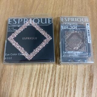 ESPRIQUE - エスプリーク アイシャドウ BR301 アイカラー ケースセット