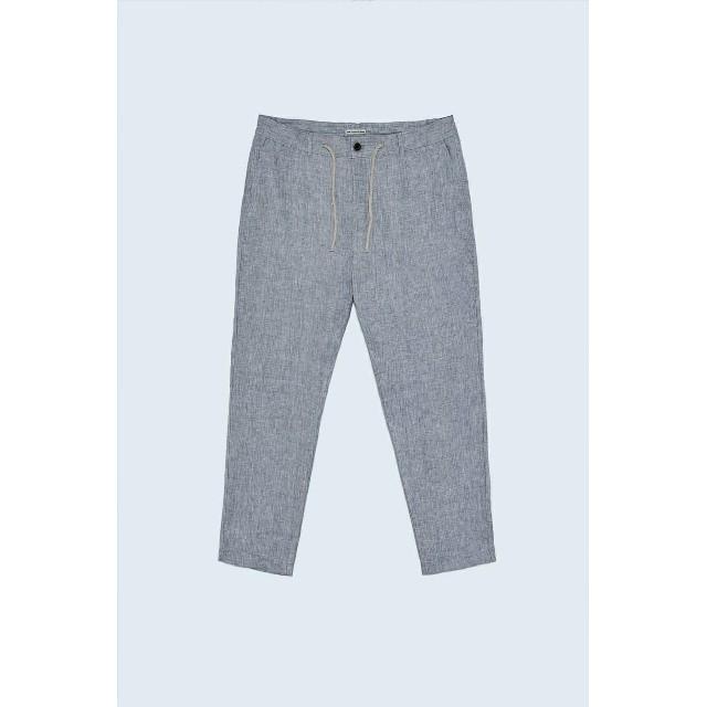 ZARA(ザラ)のZara リネン パンツ メンズのパンツ(その他)の商品写真