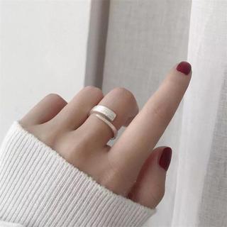 ローズバッド(ROSE BUD)のインポート♡シンプルリング(リング(指輪))