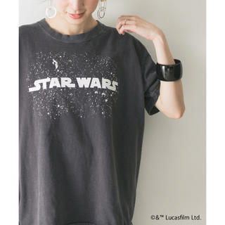 URBAN RESEARCH - STAR WARS Vintage加工 T-SHIRTS KBF DOORS