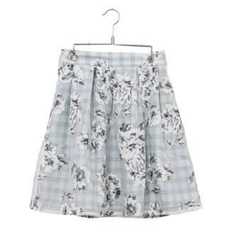 LIZ LISA - 花柄オーガンジースカート