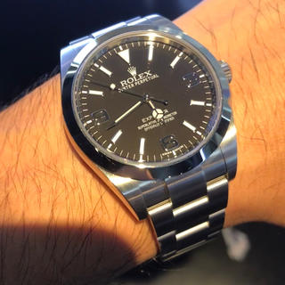 ROLEX - ロレックス エクスプローラー1 腕時計