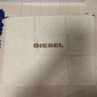 ディーゼル(DIESEL)のDIESEL 保存袋 大きめ(ショップ袋)