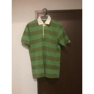 アベイシングエイプ(A BATHING APE)のA BATHING APE ポロシャツ(ポロシャツ)