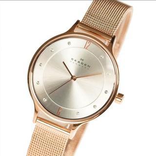 SKAGEN - 当日即発送!【新品未使用】SKW2151 スカーゲン 腕時計 ピンクゴールド