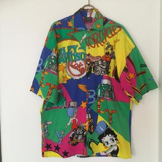 ヴェルサーチ(VERSACE)のヴェルサーチヴィンテージシャツ VERSACE(シャツ)