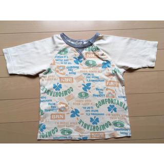 ブランシェス(Branshes)のBRANSHES 半袖Tシャツ 80cm(Tシャツ)