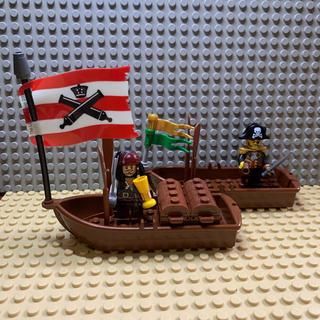 Lego - おもちゃ ボート 舟 LEGO ミニフィギュア
