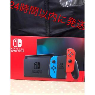 Nintendo Switch - Nintendo Switch 任天堂スイッチ 本体 ネオン