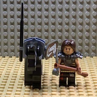 レゴ(Lego)のミニフィギュア プリンス 馬 LEGO(SF/ファンタジー/ホラー)