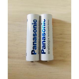 パナソニック(Panasonic)のβちゃん様専用 パナソニック エネループ 単3形充電池 2本(その他)